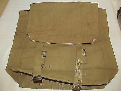 Wwii Military Multipurpose Bag Period 1940-1945  British