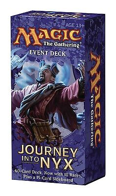 MTG Magic the Gathering Mazzo da Evento / Event Deck Journey into NYX nuovo ENG