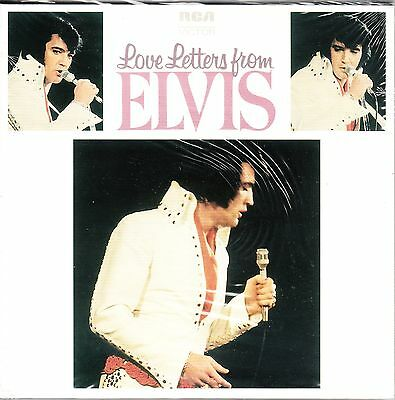 Elvis Presley LOVE LETTERS FROM ELVIS - FTD 73 New / Sealed CD