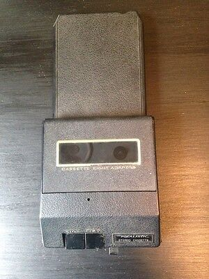 Realistic Stereo 8-Track Cassette Adapter
