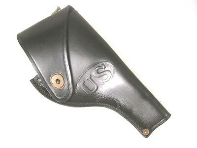 Vietnam US Army MP Belt Holster for the .38 S&W Victory Revolver - Reproduction
