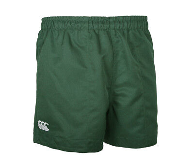 Canterbury Polyester Kids With Hand Pockets Green