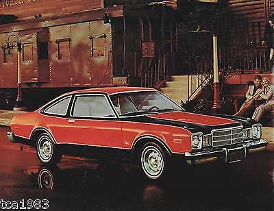 1976 CHRYSLER-Plymouth Brochure: VOLARE,GRAN FURY,CORDOBA,VALIANT,DUSTER,NEWPORT