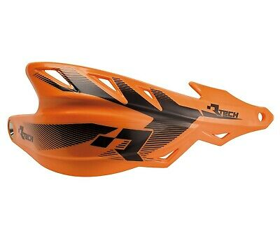 Ktm 300 Exc Racetech Enduro Handguards Raptor Hand Guards - Orange Ktm300