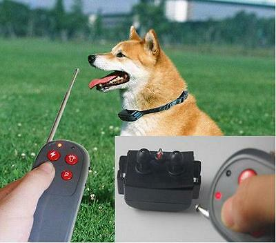 4 IN 1 training collar Remote Pet Training Vibra & Electric Shock Collar-CE  FT