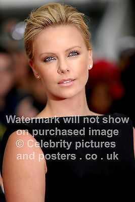 Charlize Theron Poster Picture Photo Print A2 A3 A4 7X5 6X4
