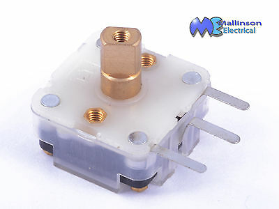 Variable Capacitor for Crystal Radio and AM Tuning 3 pF - 200 pF