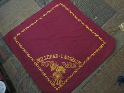 G3 Rodeo Days BullHead Laughlin VIP Bandanna