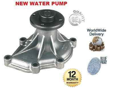 For Vauxhall Kb Pickup G161 1.6 1980-1988 New Water Pump