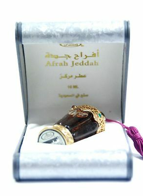 Afrah Jeddah 15ml Perfume oil/ attar/ittar an Ideal Gift  By Al Rehab