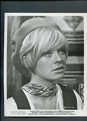 Great Portrait Of Susannah York - 1968 Duffy - Crime Caper Comedy