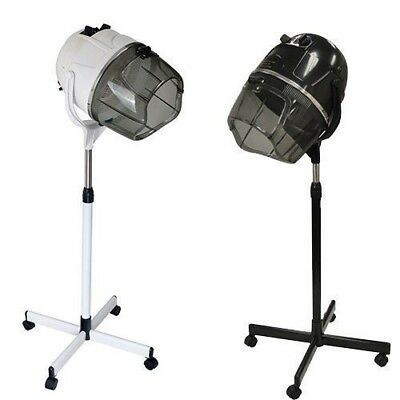Hair Hood Dryer Portable Hairdryer on Stand Professional Hairdressing Setting