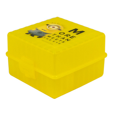 Despicable Me 2 Minions Yellow Lunchtime Gopak Sandwich Snack Box New School