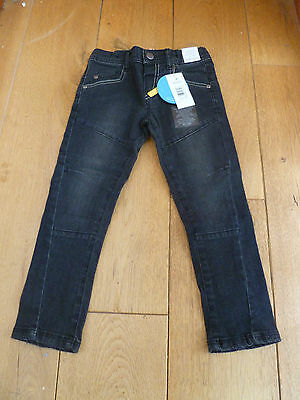 Marks And Spencer Dark Charcoal Grey Washed Skinny Jeans 3 4 5 6 New Black