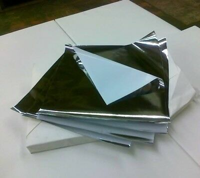 Foil Liner Chicken Kebab Naan Wrap Food Wrapping Sheets Grease Proof Paper