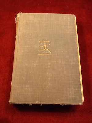 "Old Vtg Antique 1928 Book "" The Works Of Plato"" Selected And Edited, Irwin Edman"