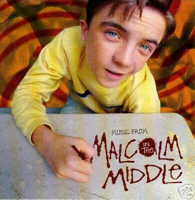 Malcolm In The Middle-2000-TV Series-Original Soundtrack- CD