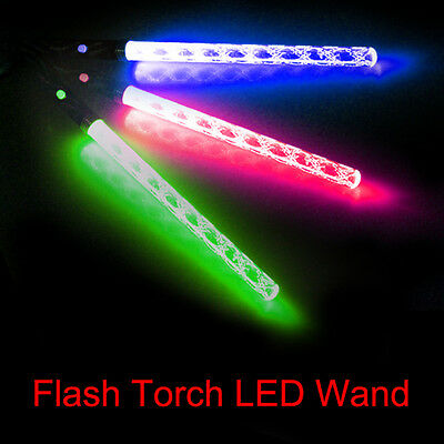 Bright LED Magic Wand Color Changing Flash Torch Party Concert Glow Light Stick