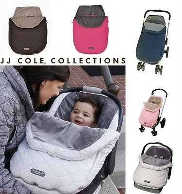 JJ Cole Footmuff BundleMe 5 Colours Pram or Stroller Infant Cosy Toes NEW