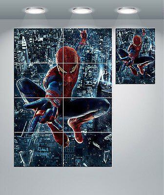 The Amazing Spider Man Marvel Giant Wall Art poster Print