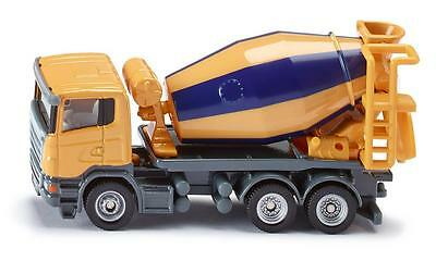 SIKU - Cement Mixer Truck - 1:87 Scale NEW toy model #1896