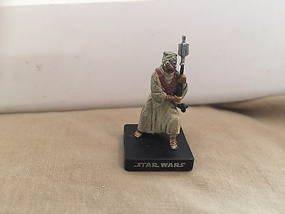 Star Wars Miniatures Alliance and Empire #56/60 Tusken Raider -NC