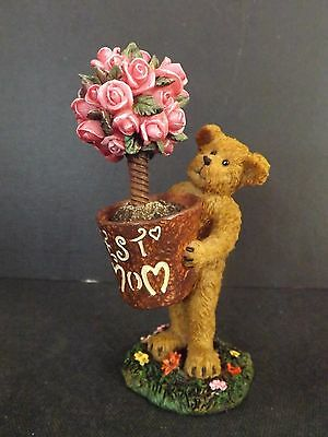 "Boyds Bears ""momma Bloominlove"" - #4022314 - New In Box"