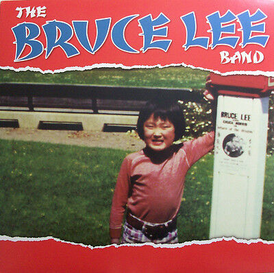 BRUCE LEE BAND - Bruce Lee Band  LP