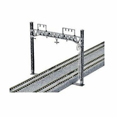 New Kato 23-063 Truss Catenary Pole for Double Tracks 6 pcs