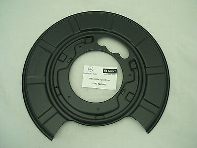 Mercedes-Benz Vito Viano 639 RH REAR Metal Brake Backing Plate A6394230520 NEW