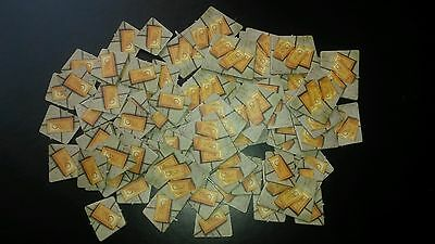 Dungeons and Dragons Cardboard Lot of Gold Currency Tokens