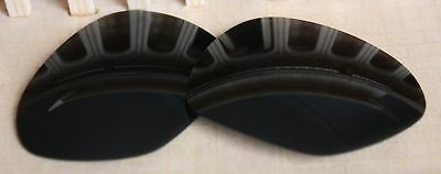 81a034ee099 ACOMPATIBLE Polarized Lenses Replacement for-Oakley Overtime Sunglasses- Black