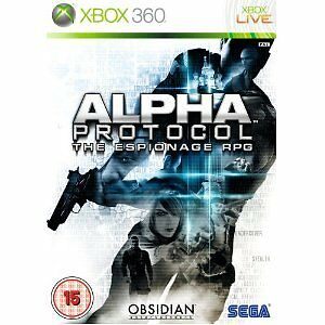 Alpha Protocol (XBOX 360) (UK IMPORT) neuf sous blister