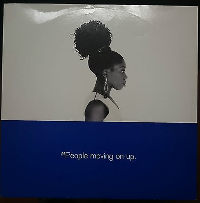 M People – Moving On Up - LP