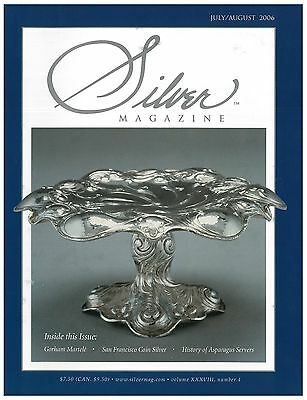Silver Magazine July/August 2006