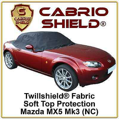 Mazda MX5 Car Hood Soft Top Roof Cover Half Cover Protection 2006-2015