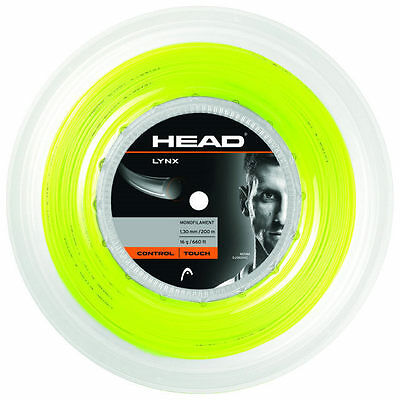 Head Lynx 17 Tennis String Reel 200m