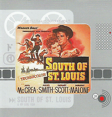 South of St Louis-1949/My Girl Tisa-Original Movie Soundtrack-25 Track-CD