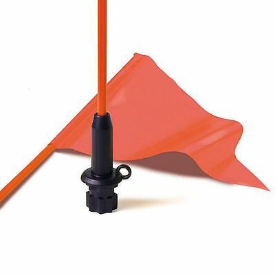 Railblaza Flag whip With Pennant Base Ideal for Kayak Fishing Safety