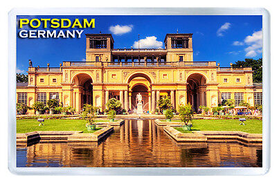 Potsdam Germany Mod2 Fridge Magnet Souvenir Iman Nevera