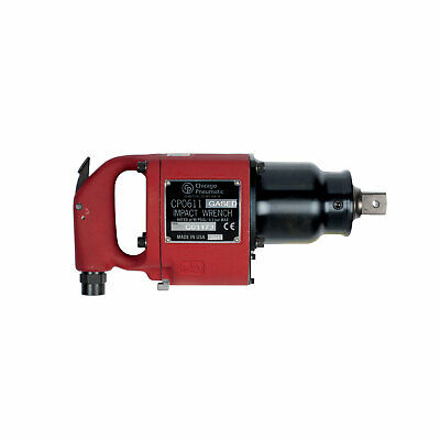 Chicago Pneumatic CP0611-GASED 3,500 RPM 1,020 BPM Impact Driver with D-Handle