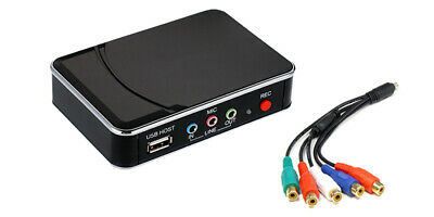 Digital HDMI DVI Component Video MP4 Recorder With HDMI Output
