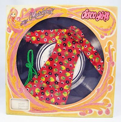 "Miss Matchbox"" présente la boutique Disco Girls - Strawberry Fair #DG200 -"