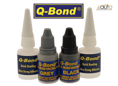 Q Bond Qb2 Ultra Strong Adhesive And Filler (Repairs In Ten Seconds)