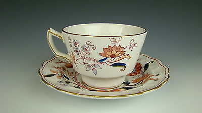 Booths China FRESIAN (A8022) Cup & Saucer Set(s) Multiple Available