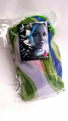 12 Britney Spears Fantasy Multi-Color Abstract Sarong Can Wear 10 Ways NEW