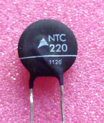NTC 220R 2A B57234S221M Thermistor Heißleiter / Inrush Current Limiter ICL