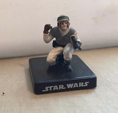 Star Wars Miniatures Alliance and Empire #18/60 Rebel Commando Strike Leader- NC