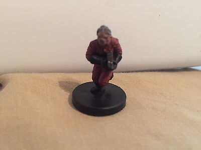 Star Wars Miniatures Champions of the Force #59/60 Ugnaught Demolitionist -NC