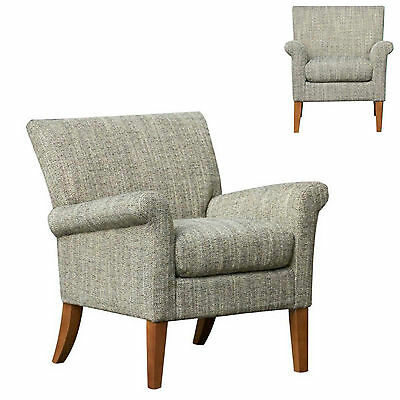The Balmoral - Harvest Fabric Accent / Occasional Chair